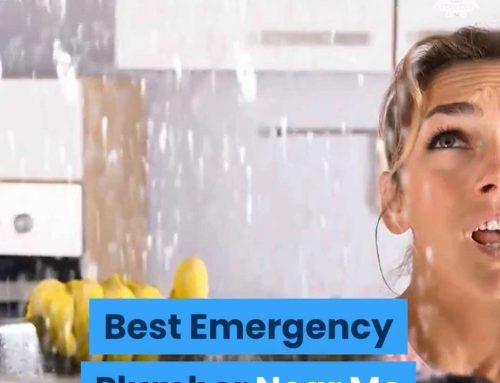 Emergency Plumber Near Me